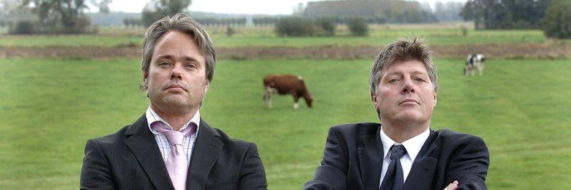 0203 L Olaf Molenaar en R Frans Miggelbrink